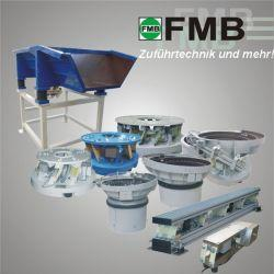 Components for feeder technology