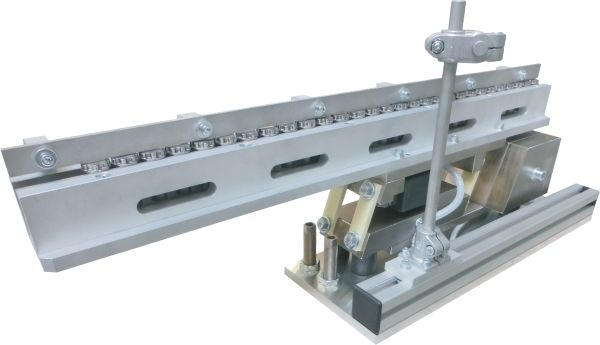 Linear vibrating feeders