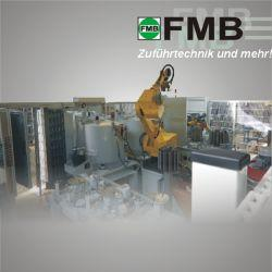 Special machinery by FMB