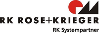 Systempartner der Firma Rose+Krieger